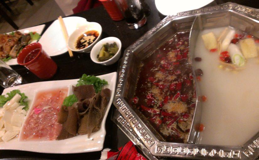 12月の北京出張
