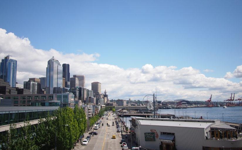 Seattle出張